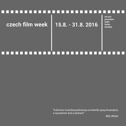 czech film week 16