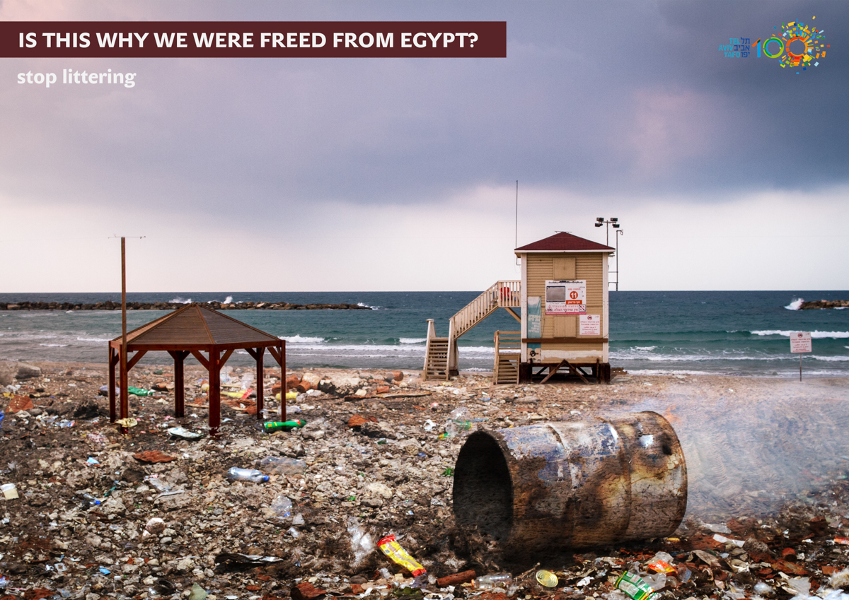 stop littering