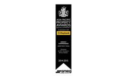 Asia Pacific Property Award 2014-15