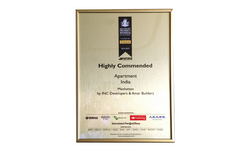 Highly Commended Apartment – India