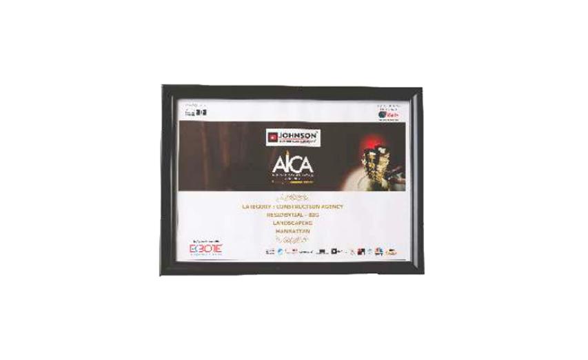 AICA Anchor Awards - 2012