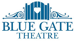 Blue Gate Theatre Logo