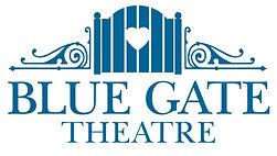 Blue Gate Theatre Logo