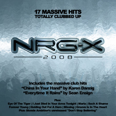 NRGX (Album)