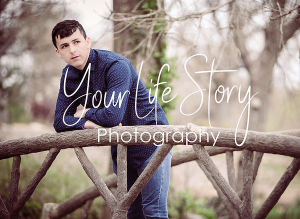 Tulsa Senior Portraits -- Your Life Story Photography