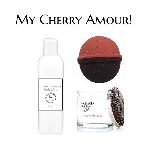 My Cherry Amour Gift Set