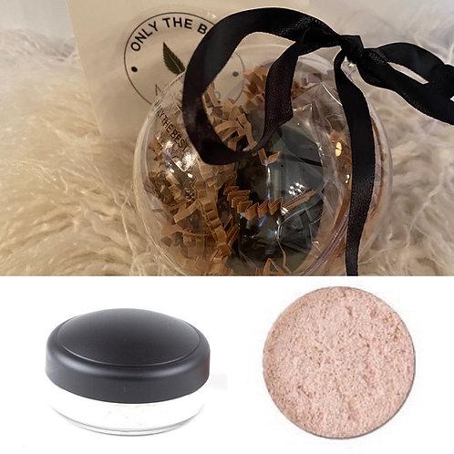 Polished Powder Ornament