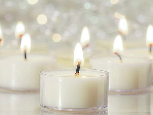 Coco Soy Wax Tealight Candles