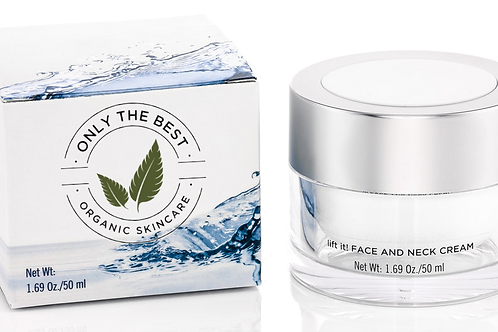 Lift it! Face and Neck Cream