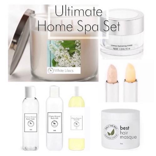 Ultimate Home Spa Set