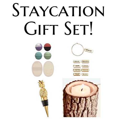 Staycation Gift Set