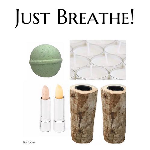 Just Breathe Gift Set