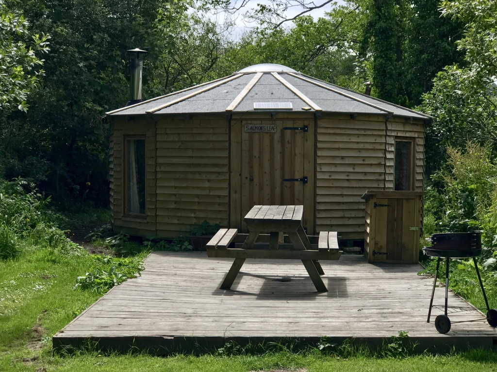 Salmon's Leap Yurt