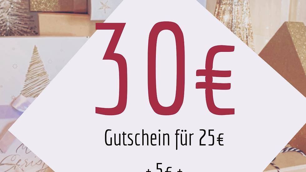 Geschenk Box 30€