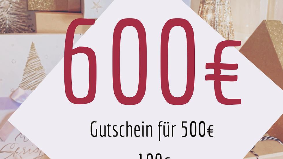 Geschenk Box 600€