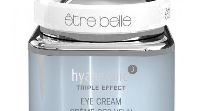 hyaluronic³ Augencreme