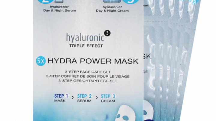Hyaluronic ³ Hydra Power Mask