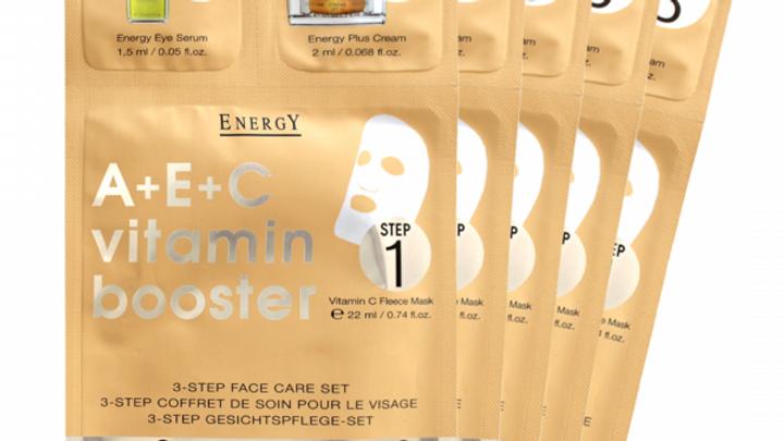 A+E+C Vitamin Booster Maske