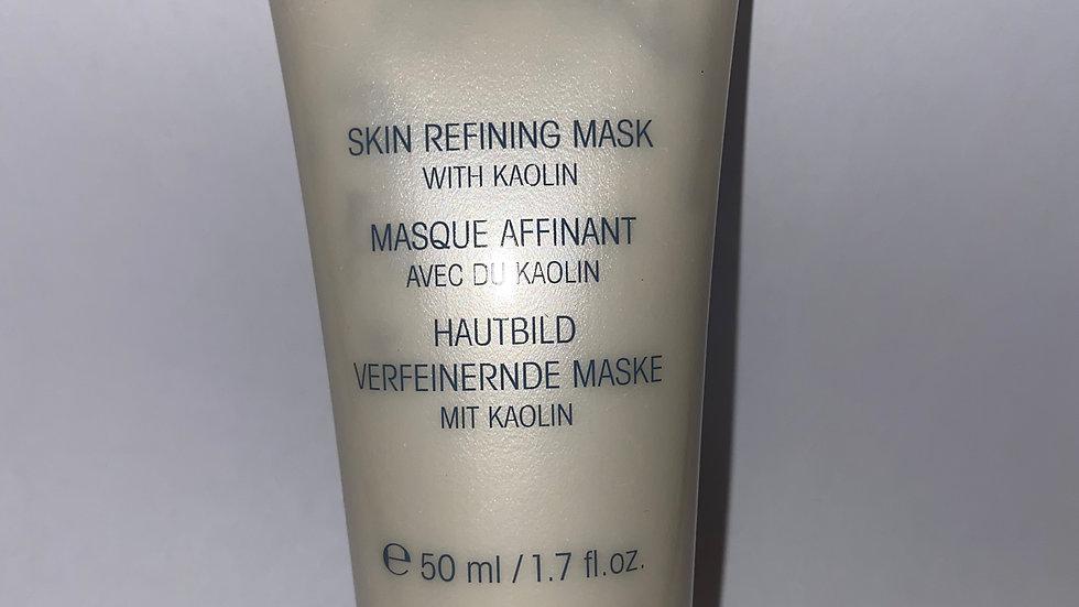 Verfeinernde Maske mit Kaolin