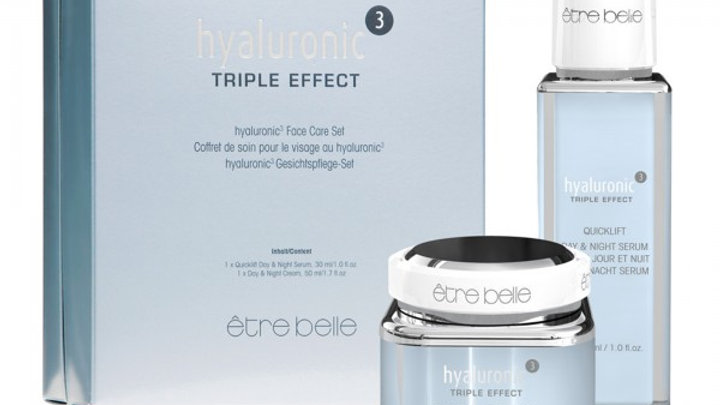 Hyaluronic Face Care Set