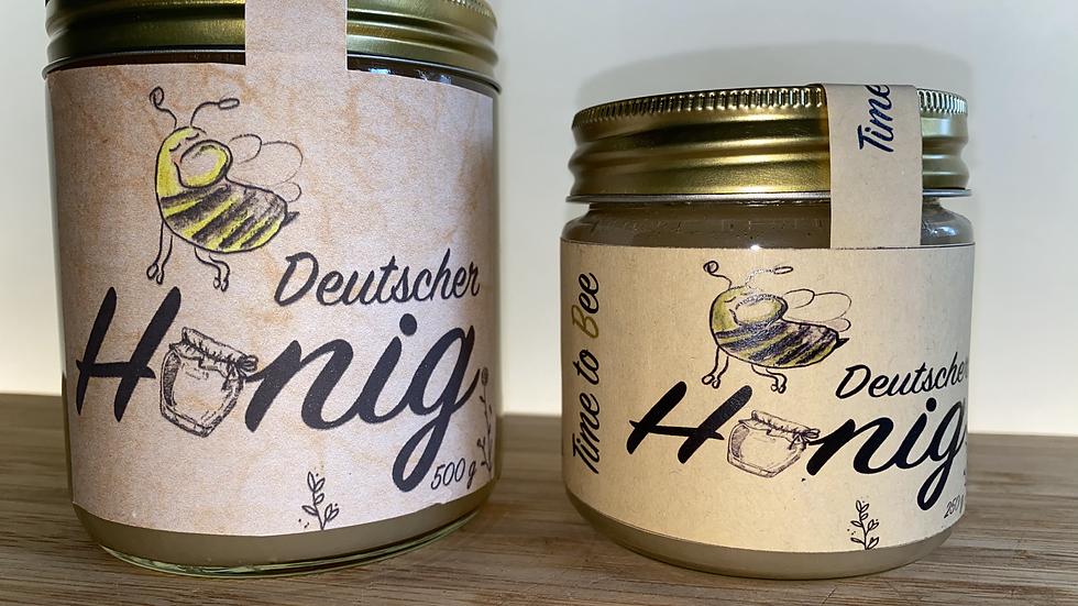 Deutscher Honig 500g