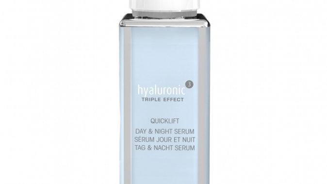 hyaluronic³ Tag & Nacht Serum