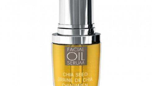 Facial Oil Serum Chiasamen für trockene Haut