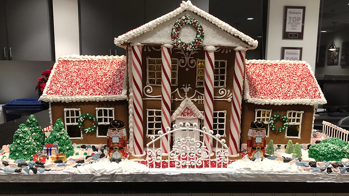 Andrew Forman - 2019 People's Choice Gingerbread