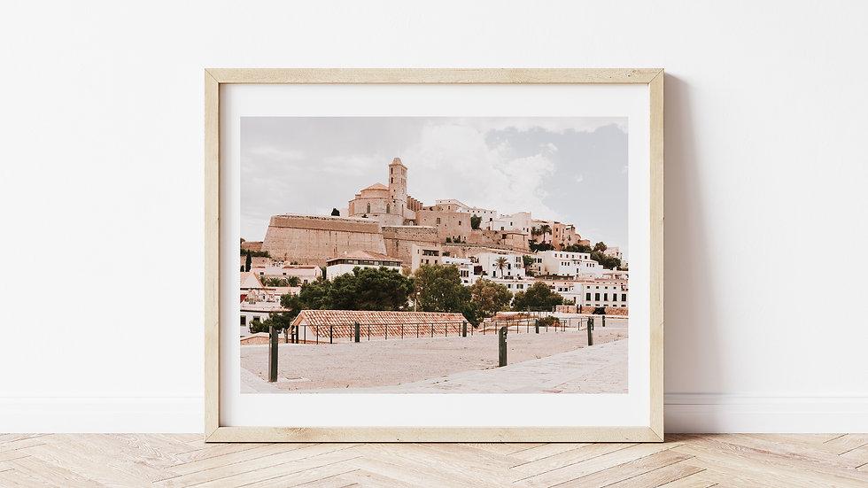 Castell de Eivissa, Ibiza
