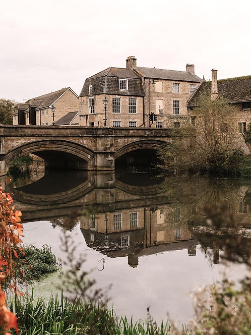 Town Bridge in Stamford, Lincolnshire