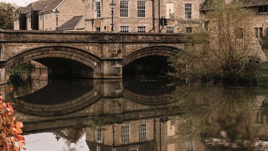 Town Bridge in Stamford, Lincolnshire
