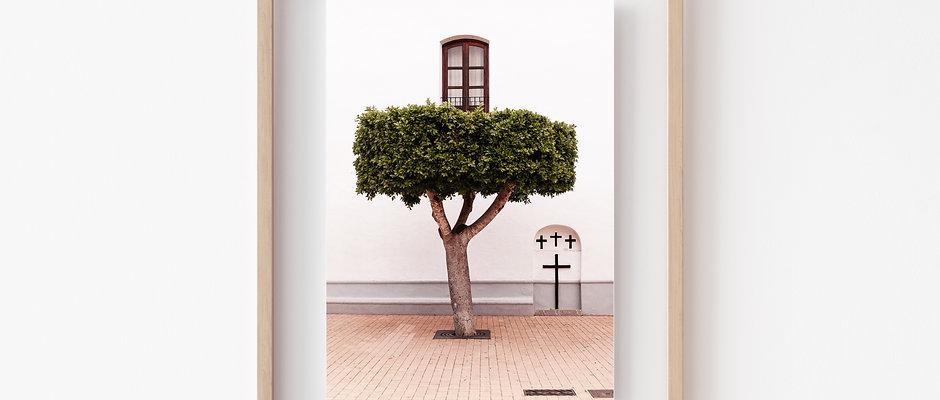 Santa Gertrudis Church, Ibiza