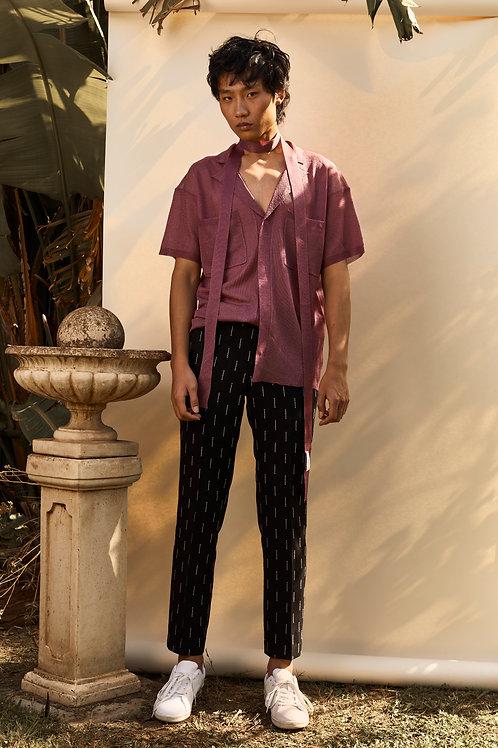 Organza Knit Shirt