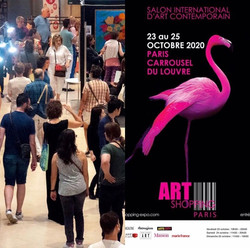 Art Shopping Carrousel du Louvre