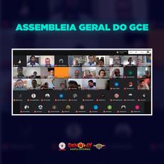 ASSEMBLEIA GERAL DO GCE-SC