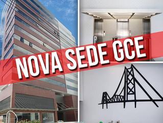 Nova sede do GCE-SC