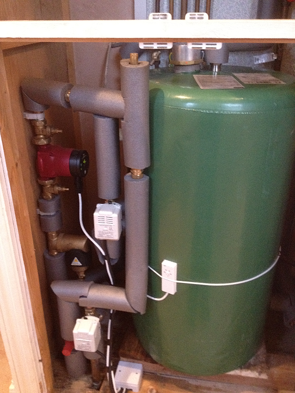 J Perrett Plumbing and Heating | Newly Upgraded Fully Pumped System