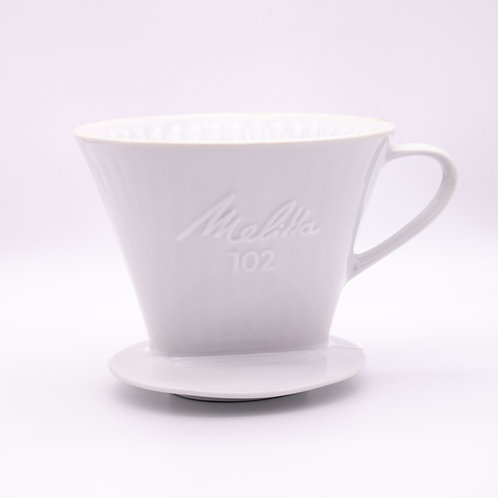 Melitta Kaffeefilter 102, Vorderansicht