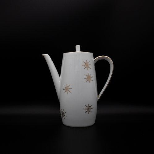Kaffeekanne Sternchen, Seitenansicht links