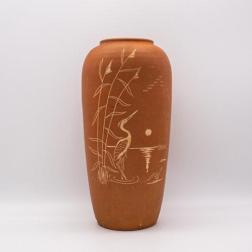 Sgrafitto Vase Stoob, Vorderseite