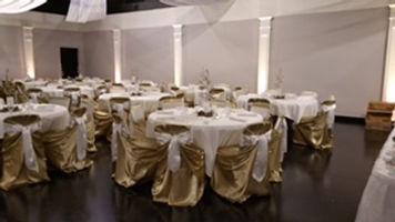 Celebrations Event Hall wedding reception