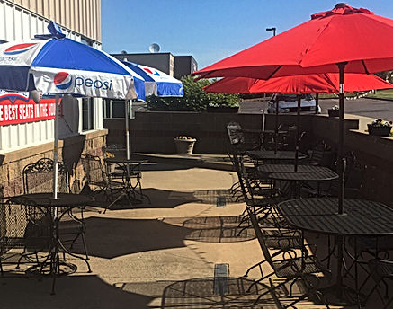 Jersey's Sports Grill Patio