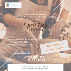 Open Day 9.10.21