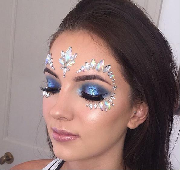Festival Makeup Berkhamsted by Zoe Kennedy