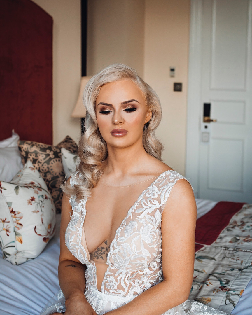 Oriel Munroe Hair, Stacey White Photography, Ashley Wild Bridal hair piece