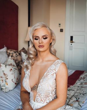 Oriel Munroe Hair, Stacey White Photography, Ashley Wild Bridal hair piece