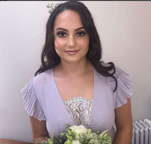 Bridesmaids makeup Berkhamsted