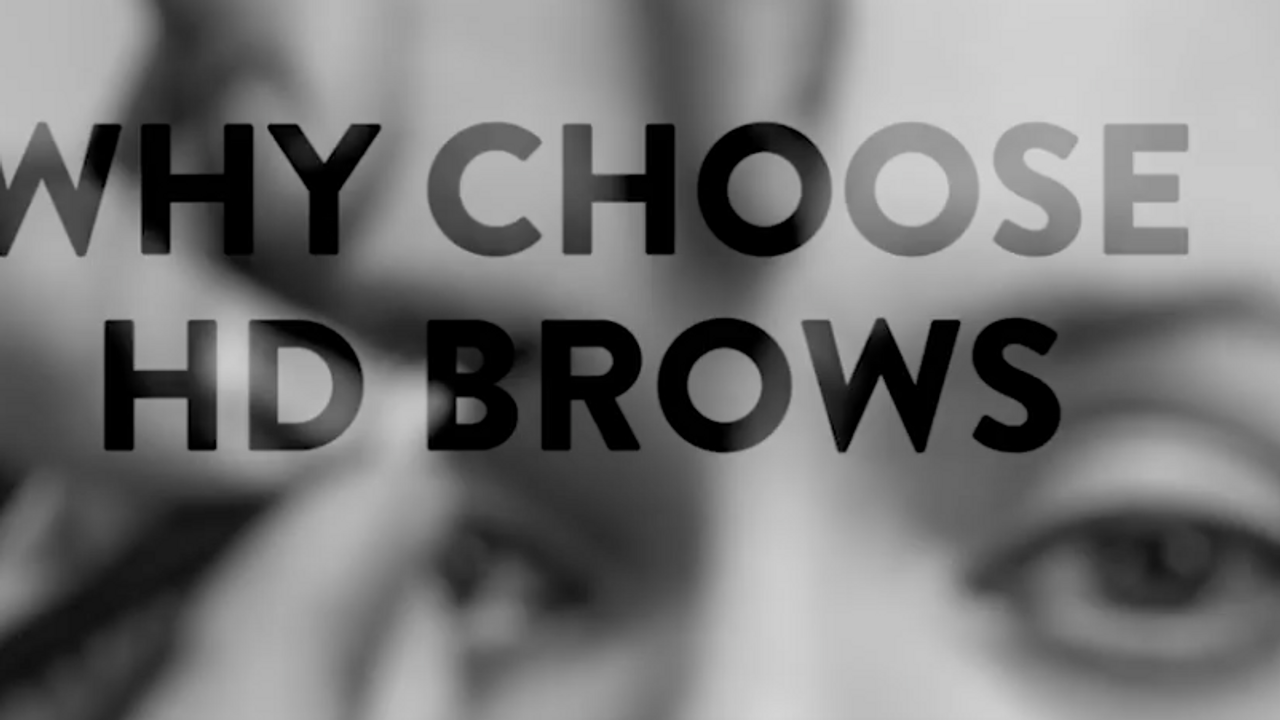 Why choose hd brows