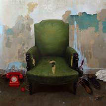 Oil on canvas 127x147 cm.