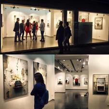 """""""Existential Spase""""  -  solo exhibition  -  DAN Gallery  TLV"""